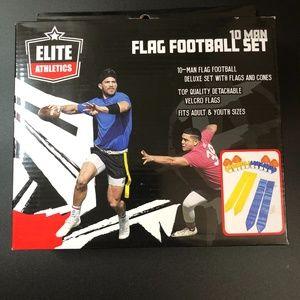 NWT Flag Football Set